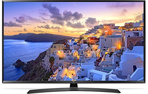 LG 43UJ635V 108 cm (43 Zoll) Fernseher (Ultra HD, Triple Tuner, Active HDR, Smart TV)