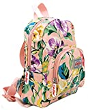 Cath Kidston Mini Rucksack 'Tropical Gardens' in Dusky Pink Oilcloth