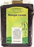 Rapunzel Beluga-Linsen (500 g) - Bio