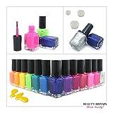 Set di 24 Smalti Per Unghie 24 Diversi Colori Brillanti