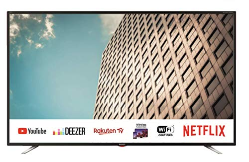 TV 40' SHARP AQUOS LC-40BG3E SMART TV FHD DVB-T2/S2
