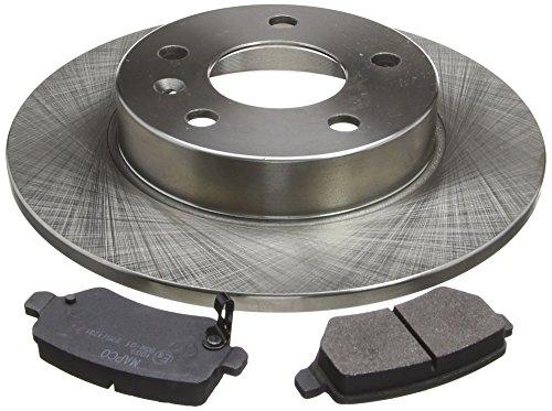 MAPCO 47679 Bremsensatz Bremsschreiben und Bremsbeläge Hinterachse Bremssystem Lucas