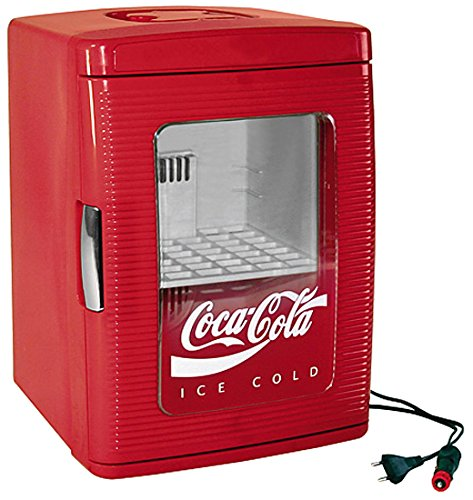 EZetil Ezet Khlbox 25 12/230V EEI CocaCola rd | Mini Fridge