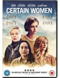 Certain Women [Reino Unido] [DVD]