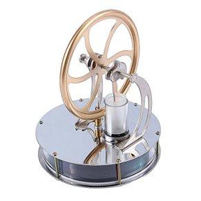 Yosoo Motor Stirling de Baja Temperatura Juego de Motor Gran Regalo para los Niños