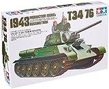 TAMIYA 300035059 - 1:35 WWII Russischer Kampfpanzer T-34/76 1942/43 (3)