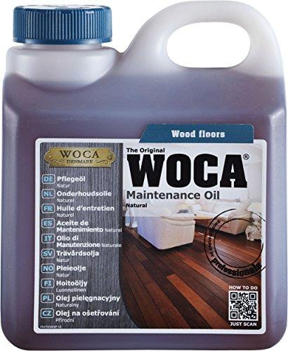 Woca Olio protettivo, 1 l, per parquet e pavimenti in legno
