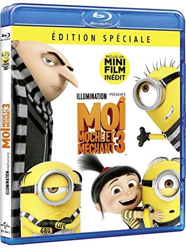 Moi, Moche et méchant 3 [Blu-Ray]