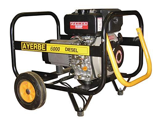 Ayerbe generadores diesel - Generador ay-6500tx arranque electrico/a diesel