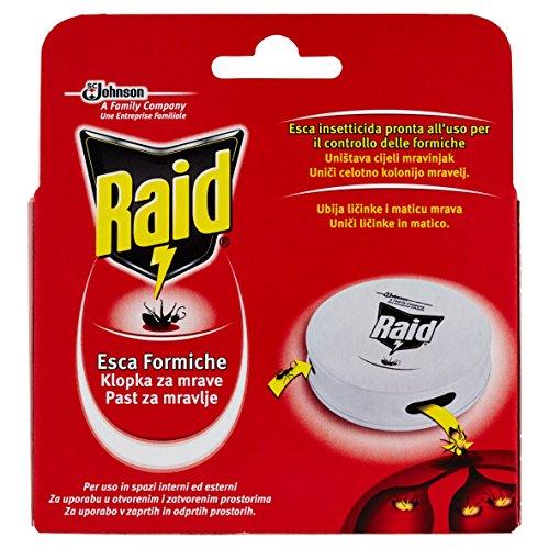 Raid Insetticida Esca Formiche - 1 Confezione