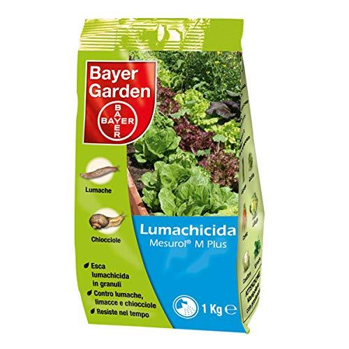 Bayer Esca Lumachicida Esca Lumaca Mesurol M Plus - 1 Kg