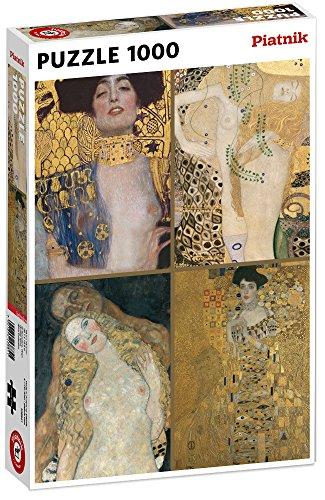 Piatnik Gustav Klimt Collection Puzzle (1000 Pezzi)