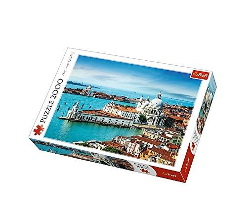 Trefl- Puzzle Venezia Italia, TRF27085