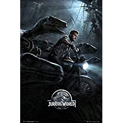 GB Eye LTD, Jurassic World, Raptors One Sheet, Maxi Poster, 61 x 91,5 cm