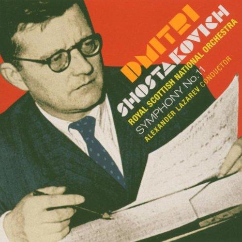 Shostakovich - Symphony No.11 [Hybrid SACD - Works on all CD players]