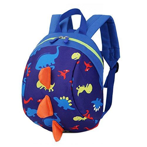 155fc9fa4f7b Cartoon Toddler Baby Harness Backpack