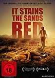 BRITTANY ALLEN/JUAN RIEDINGER - IT STAINS THE SANDS RED (DVD) (1 DVD)