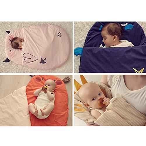 Bebamour Anti Kick Bébé Sac De Couchage Safe Nights Coton Sac De Couchage Bébé 2.5 Tog 0-18 Mois et Plus Mignon Infant Garçon Filles Dormir ... 26