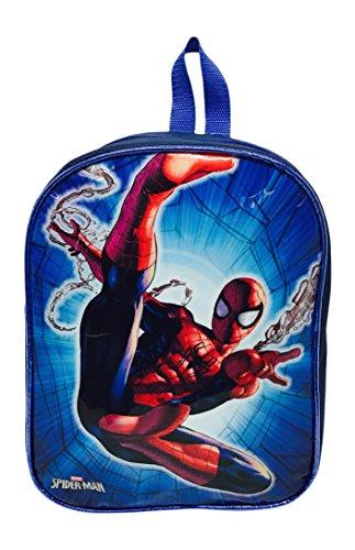 Marvel Ultimate Spiderman Zaino Junior Zainetto per Bambini, 33 cm, Multicolore
