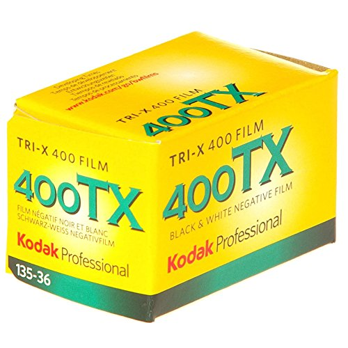 Kodak Professional TRI X 400/400TX Pellicola, Bianco e Nero, 35 mm