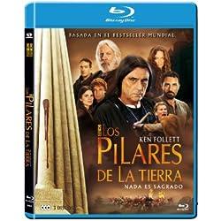 Los pilares de la Tierra: Edición lujo (Serie completa) [Blu-ray]