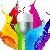 Yeelight ampoule, Ollivan Original ampoule LED E279W RGB Smart App Wifi Smartphone télécommande luminosité réglable Eyecare Couleur Wifi ampoule Multicolore Wifi ampoule [Classe énergétique A +]