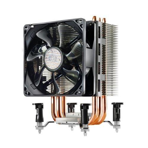 Cooler Master Hyper TX3 EVO Ventola per CPU '3 Heatpipes, 1x Ventola da 92mm PWM , Connettore da...