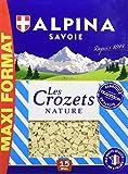 ALPINA SAVOIE Crozets Nature Maxi Format 600 g