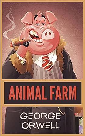 Animal Farm eBook: George Orwell banned books