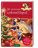 Hase und Holunderbär - Die verlorene Weihnachtspost (Jubiläumsausgabe)
