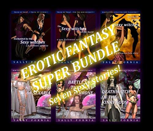 EROTIC FANTASY SUPER BUNDLE: Two sagas + 1 bonus story!