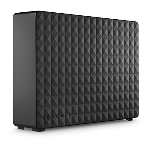 Seagate steb6000403 Hard DriveEsterno Desktop, 6TB, Nero