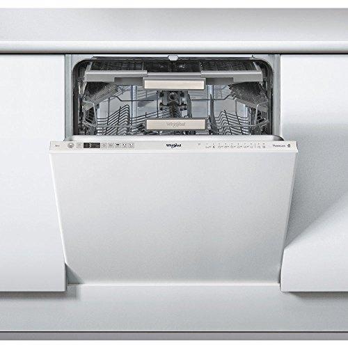 Whirlpool WKCIO 3T123 PEF A scomparsa totale 14coperti A++ lavastoviglie