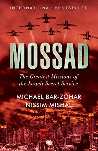 Mossad by [Bar-Zohar, Michael, Mishal, Nissim]