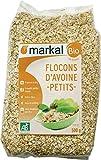 Flocons d Avoine Bio - petits morceaux | 500g | Markal
