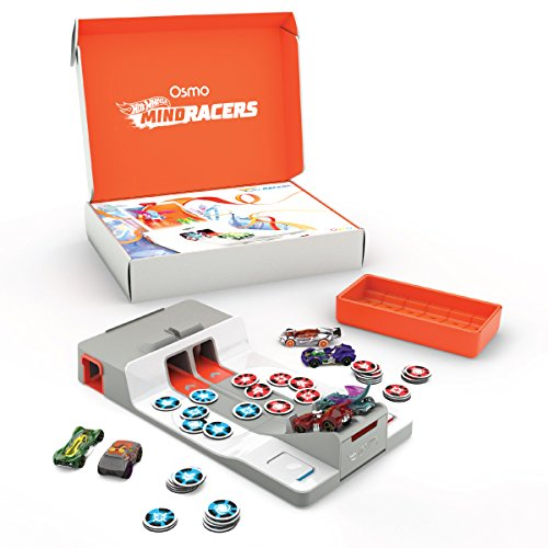 Osmo Hot Wheels MindRacers Game (iPad Base Required)