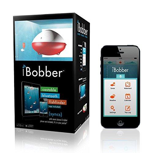 Ibobber - Second Chance rilevatore intelligente Bluetooth per la pesca