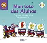 RECREALIRE-Mon Loto des Alphas, Nouvelle édition, Bleu