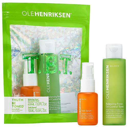 Stockout OLEHENRIKSEN T.B.T. (Truth Be Toned) Skincare Set