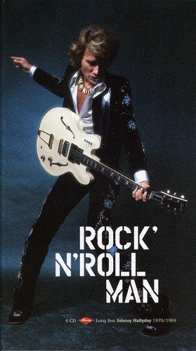 Rock'n'Roll Man 1970-1981 (Coffret Long Box 4 CD)