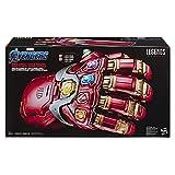 Hasbro - Guanto del Potere Articolato ed Elettronico, Marvel Legends, Ispirato ad Avengers: Endgame, Hulk ed Iron Man, Role Play