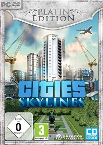 Cities: Skylines Platin Edition [PC]