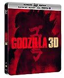 Godzilla - Steelbook Ultimate Edition - Blu-Ray 3D + Blu-Ray + DVD + DIGITAL Ultraviolet [SteelBook Ultimate Edition - Blu-ray 3D + Blu-ray + DVD + Copie digitale] [Edizione: Francia]
