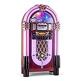 Auna Graceland XXL BT Jukebox Bluetooth style...