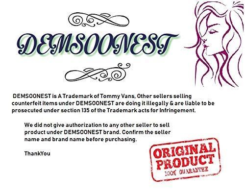 Tommy Vans Women's Lace Bikini Bra and Panties (Black, Free Size) 6