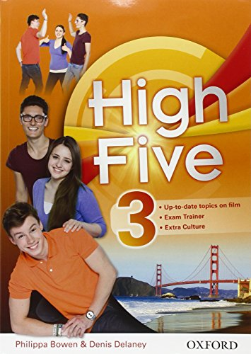 High five. Student's book-Workbook-Exam trainer. Per la Scuola media. Con CD Audio. Con e-book. Con...