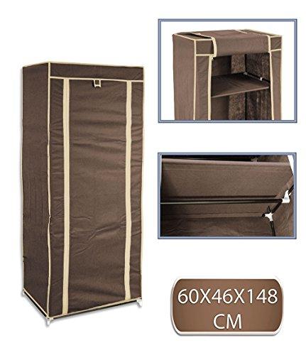 Vetrineinrete Guardaroba in tessuto salvaspazio per campeggio casa al mare arredamento organizer...