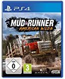 MudRunner - American Wilds Edition (PS4)