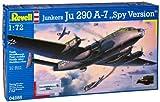 "Revell 04285 - Junkers Ju 290 A-7 ""Spy Version"" Attacker im Maßstab1:72"