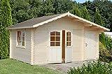 Box Casitas de madera caseta de jardín de madera d abete34mm-m² 14,3-italfrom19
